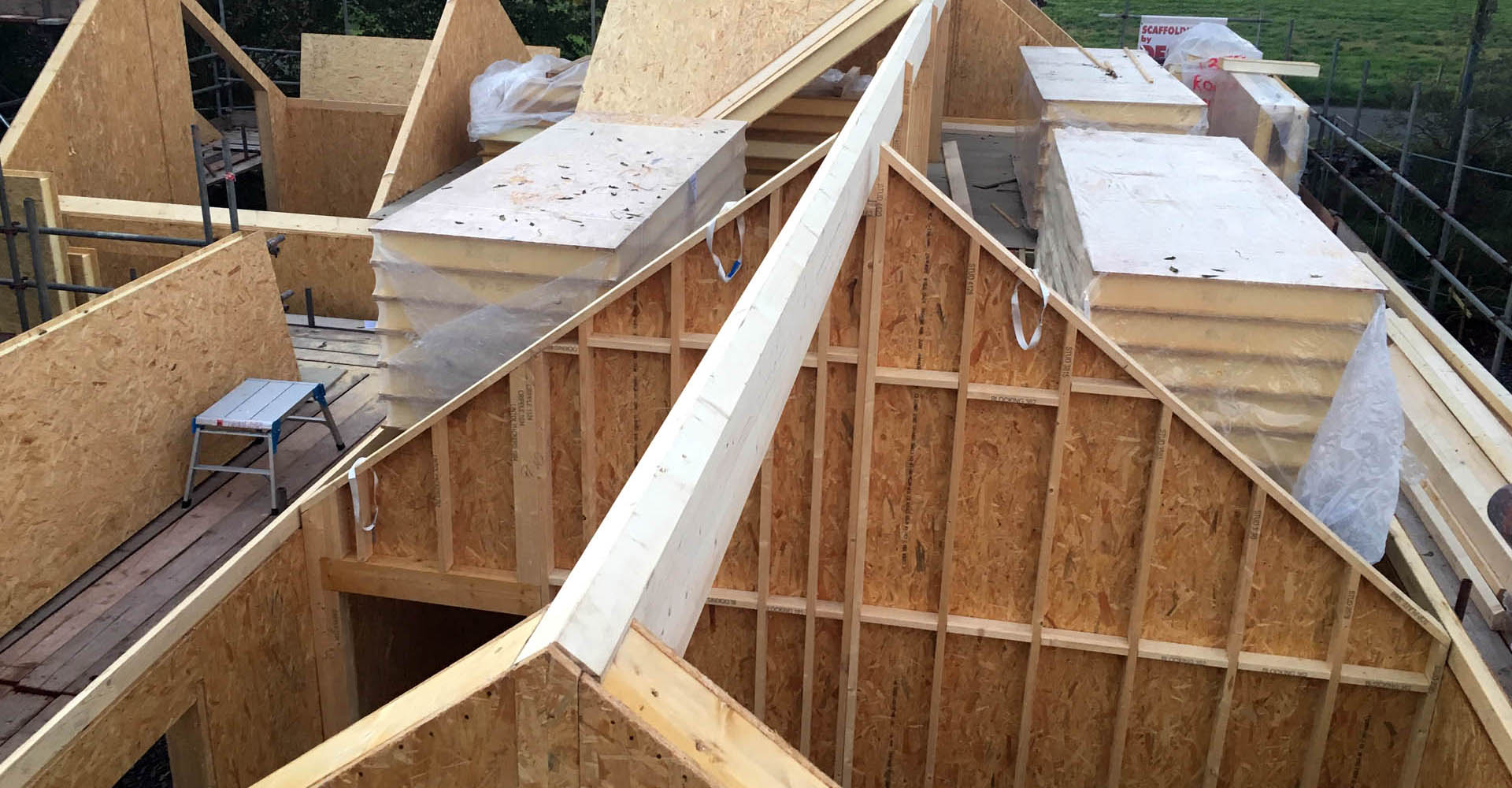 SIP Construction Company Cornwall | South West SIP Construction